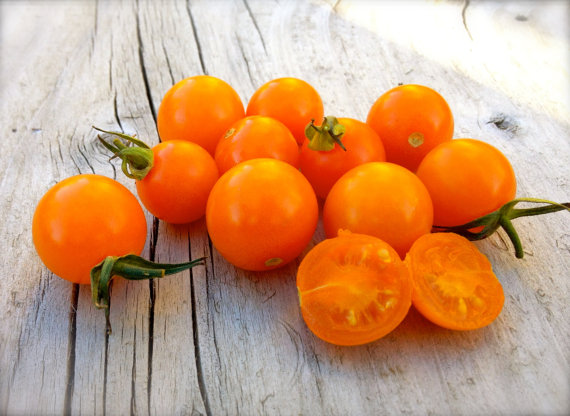 10 Seeds Vegetable Sungold Tomato